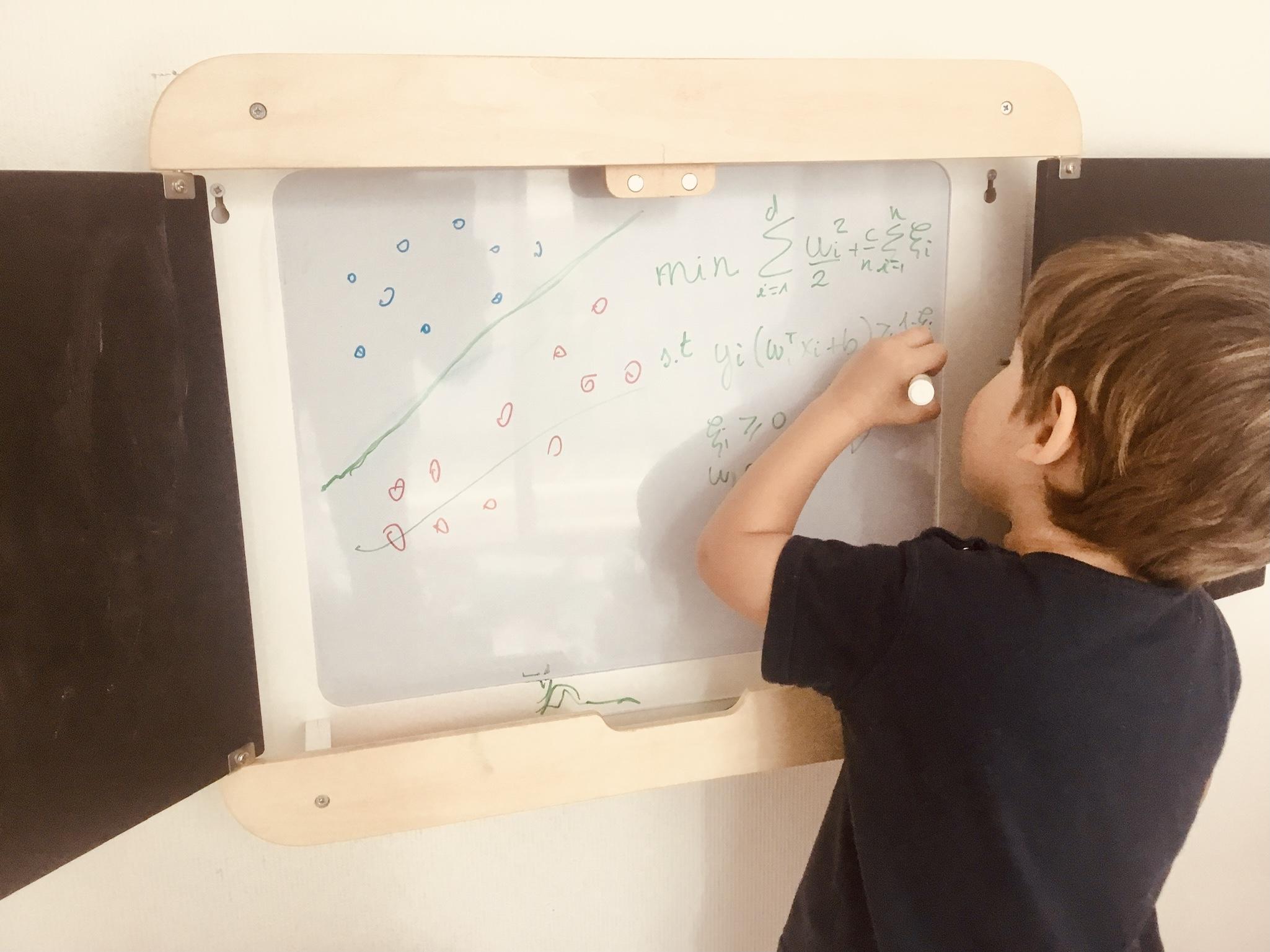 1 - Confinement, enfants et recherche