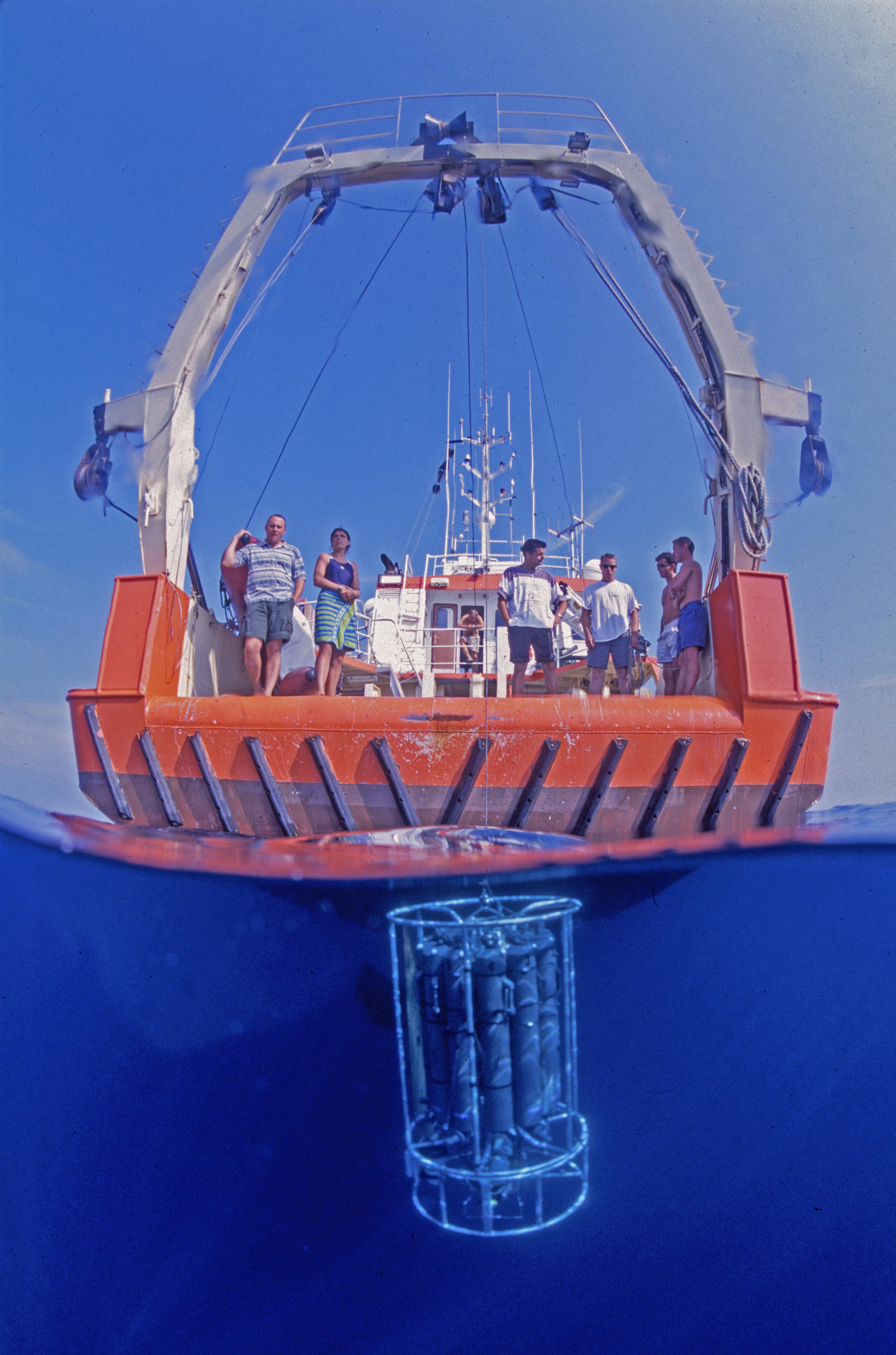 115 - La Rosette, une bouteille a la mer!