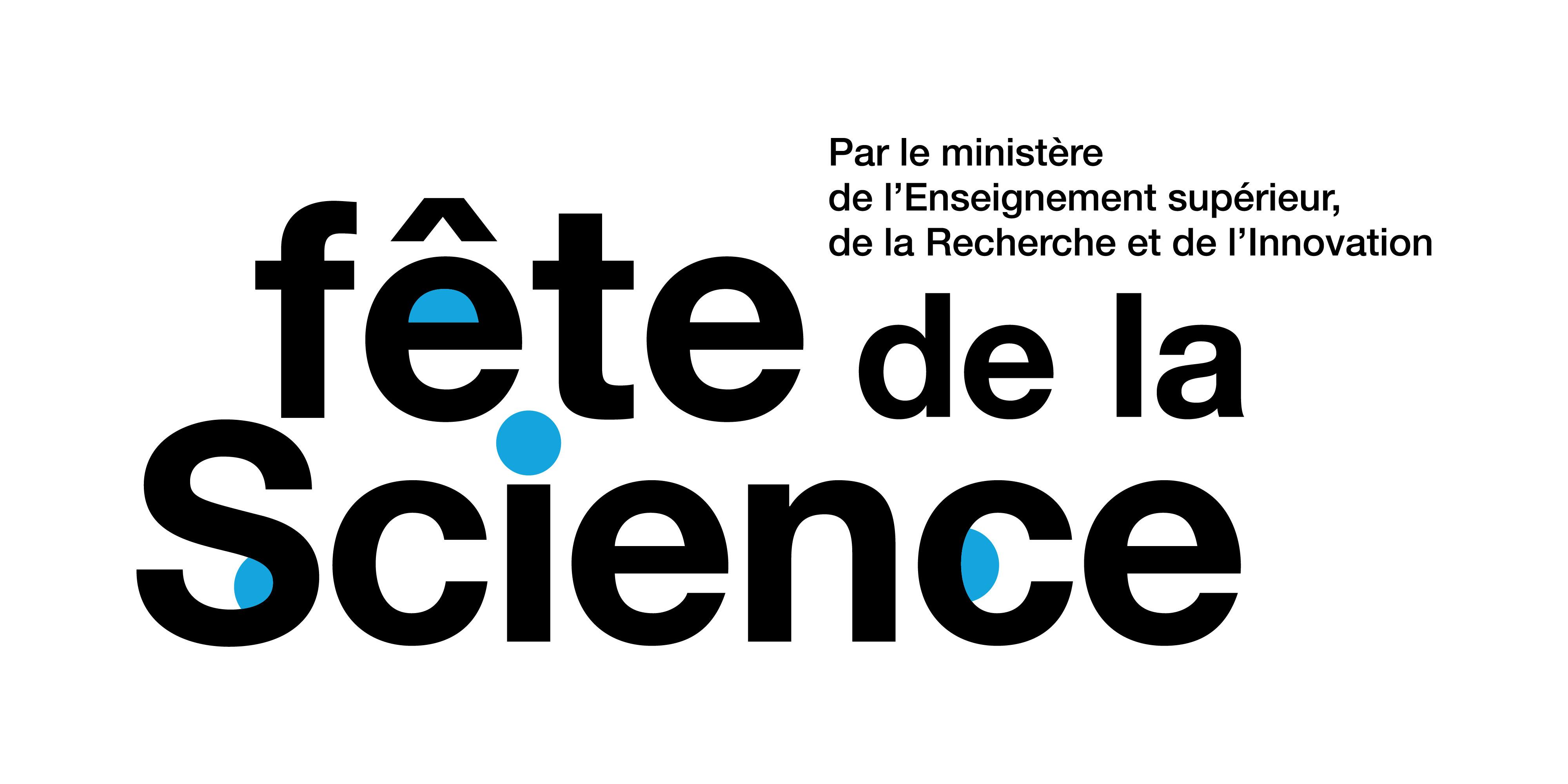 logo Fête de la Science