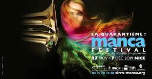affiche festival MANCA 2019